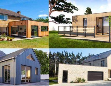 Archilodge constructeur fabricant artisan entreprise et architecte de votre extension agrandissement sur Bures-sur-Yvette 91440 abri studio de jardin annexe garage chalet bois brique ou parpaing
