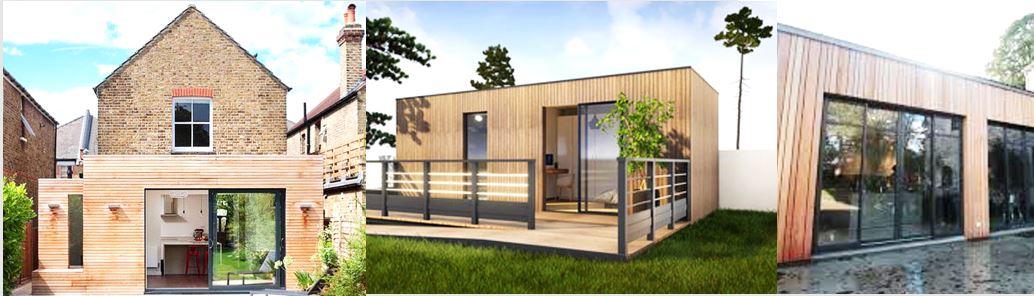archilodge fabricant createur extension agrandissement studio de jardin
